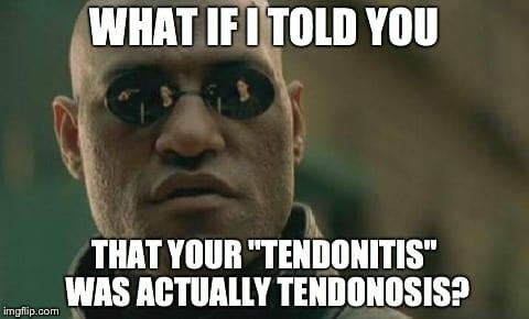 matrix-tendonosis